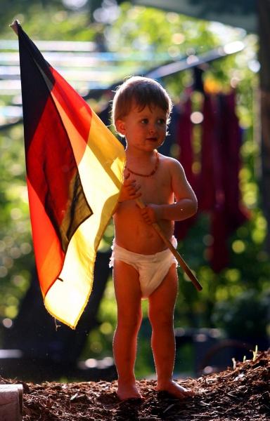 """Braucht's Kinder, um das """"Volk"""" zu erhalten? (Foto: Picture Alliance)"""